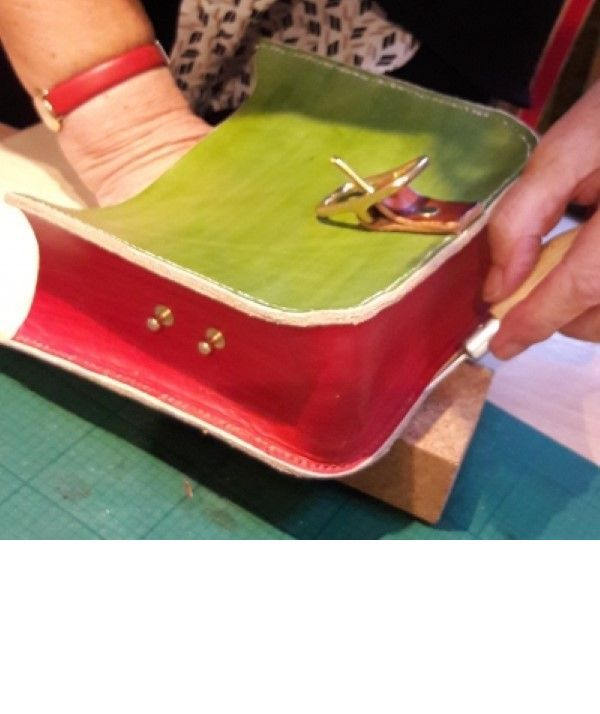 Leather Bags Workshop in Cumbria