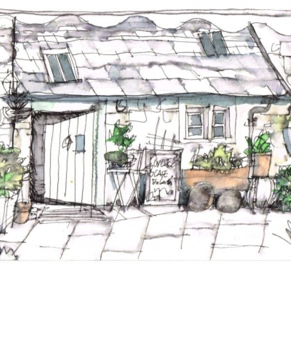 Intro to Pen and Wash Workshop in Cumbria