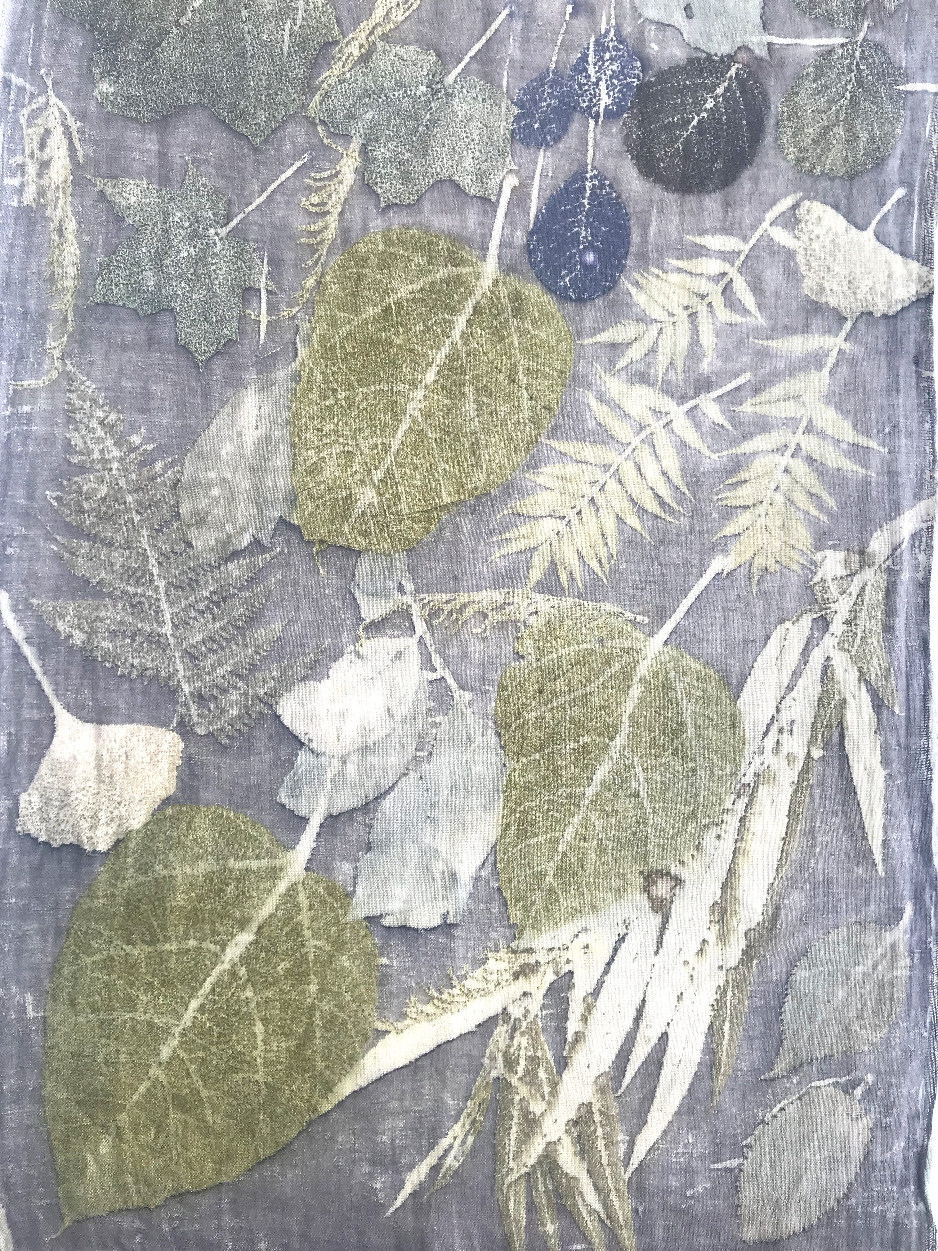 Eco printing Workshop in Cumbria