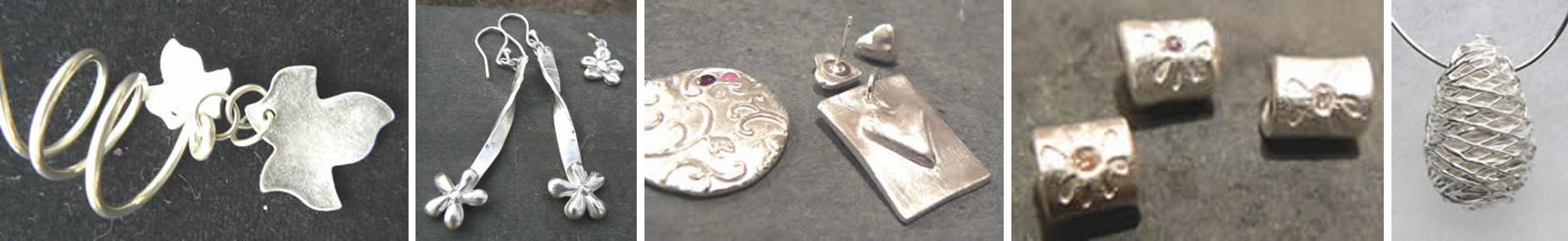 Silver Clay Workshops in Cumbria