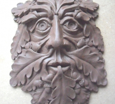 A Green Man for the Garden with Dave Norman