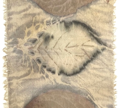 Ecoprinting ~ Botanical Printing on Textiles & Paper