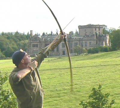 Traditional English Longbow Making 2 days with Tony Saunders (deposit £40)