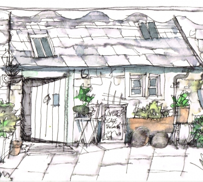 Discovering Pen & Wash with Margaret Jarvis