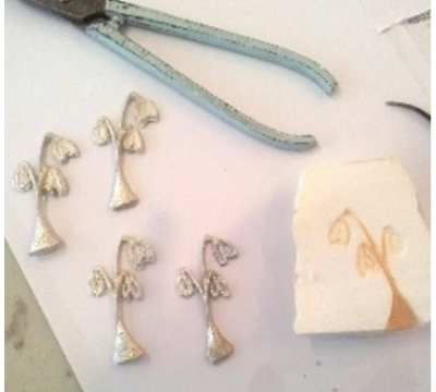 Casting In Pewter ~ Jewellery & more with Ella Macintosh