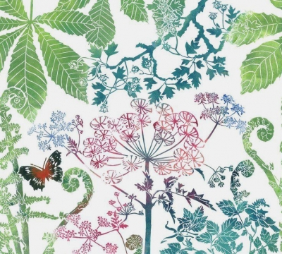 Lino Cut Print - Botanical & Natural forms with Laura Sowerby