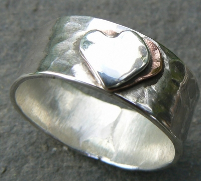 Sterling Silver Jewellery 2 day Course (£40 deposit)