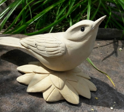 'A Bird in a Day' - Whittling with Dave Harter